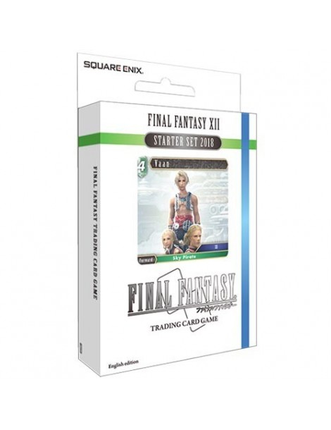 Final Fantasy TCG: Starter Set 2018 - Final Fantasy XII