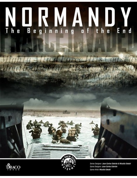 Normandy: The Beginning of the End (Edición Kickstarter) + Material Exclusivo
