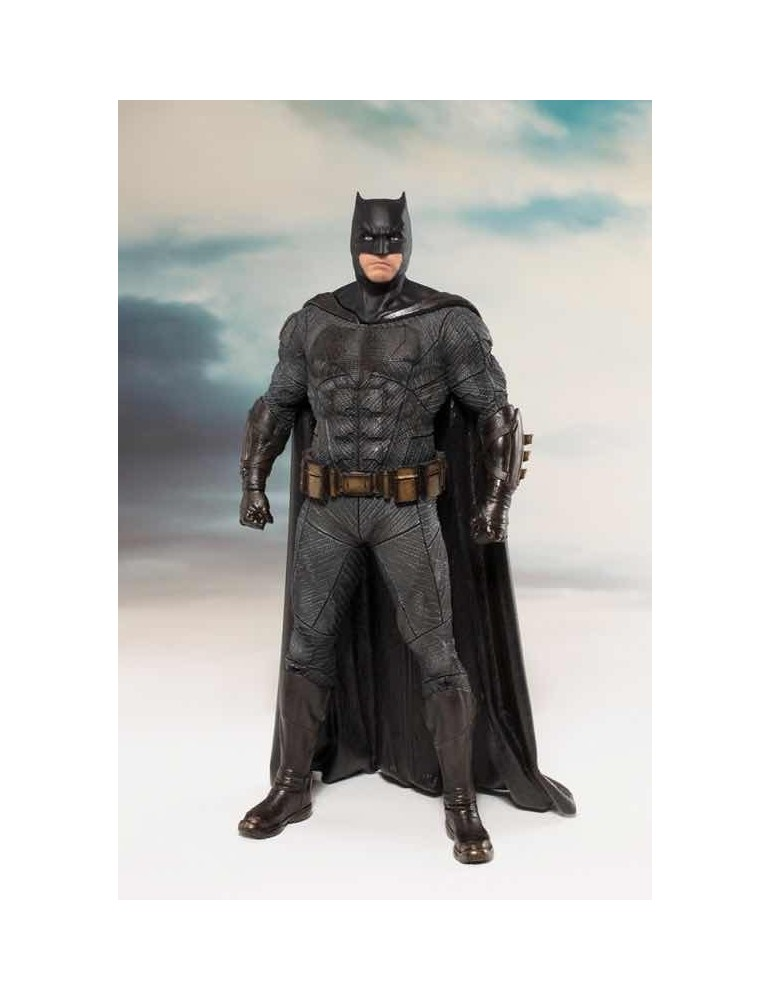 Estatua Justice League Movie Art Fx+ Batman 19,5 cm