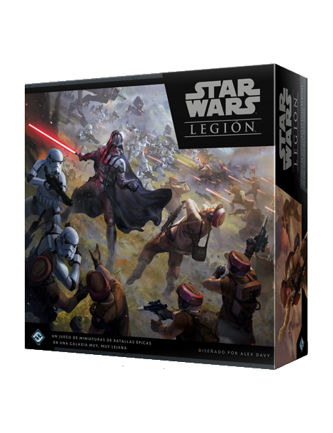 Star Wars: Legion (Inglés)