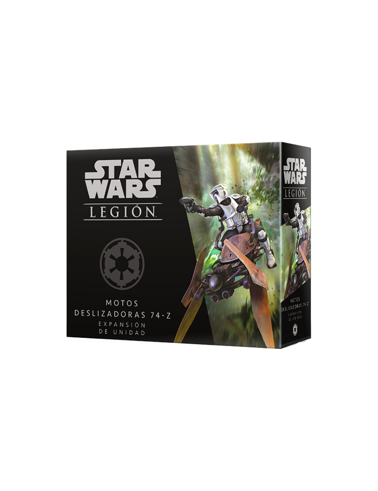 Star Wars: Legion - 74-Z Speeder Bikes Unit Expansion (Inglés)