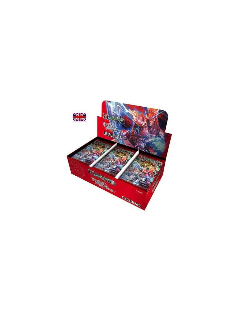Force of Will: The Time Spinning Witch - Caja de 36 sobres (Inglés)
