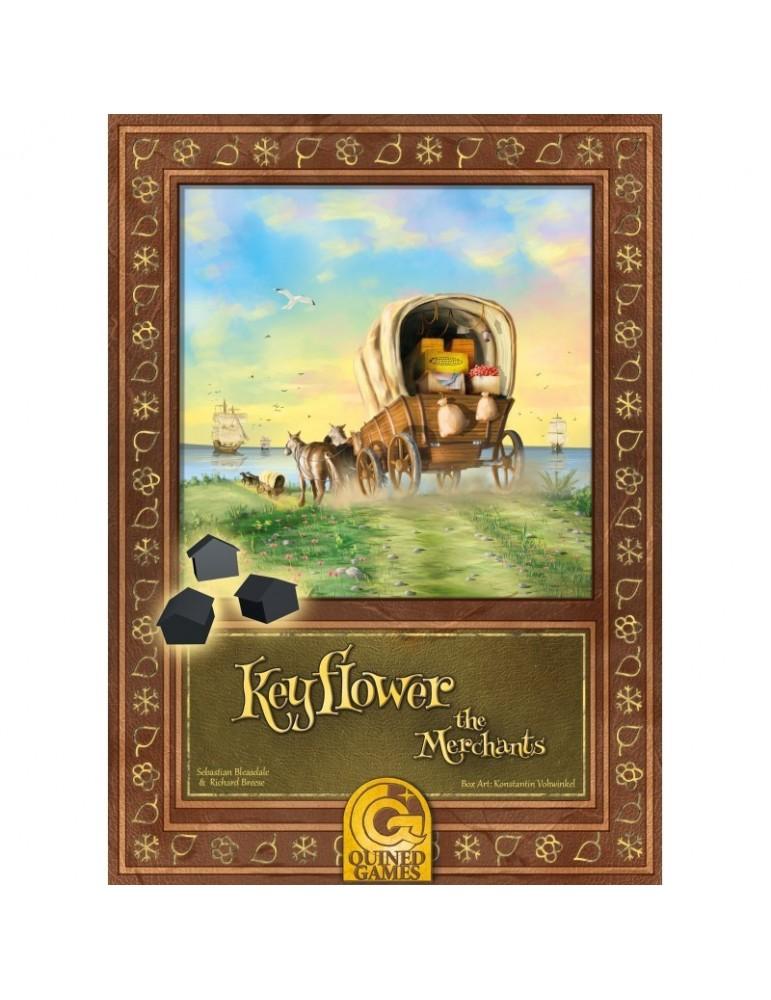 Keyflower: The Merchants (Master print) (Inglés)