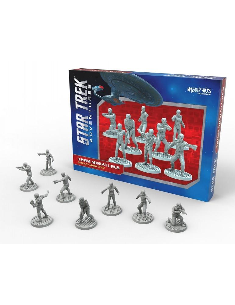 Star Trek Adventures: Romulan Strike Team (32MM Minis Box Set)