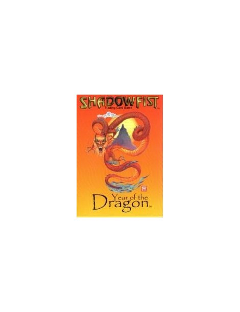 Shadowfist: Year of the Dragon - The Ascended Starter Deck