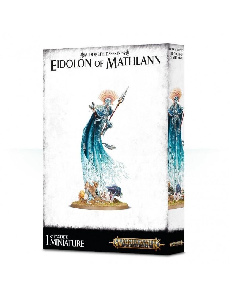 Warhammer Age of Sigmar: Idoneth Deepkin - Eidolon of Mathlann