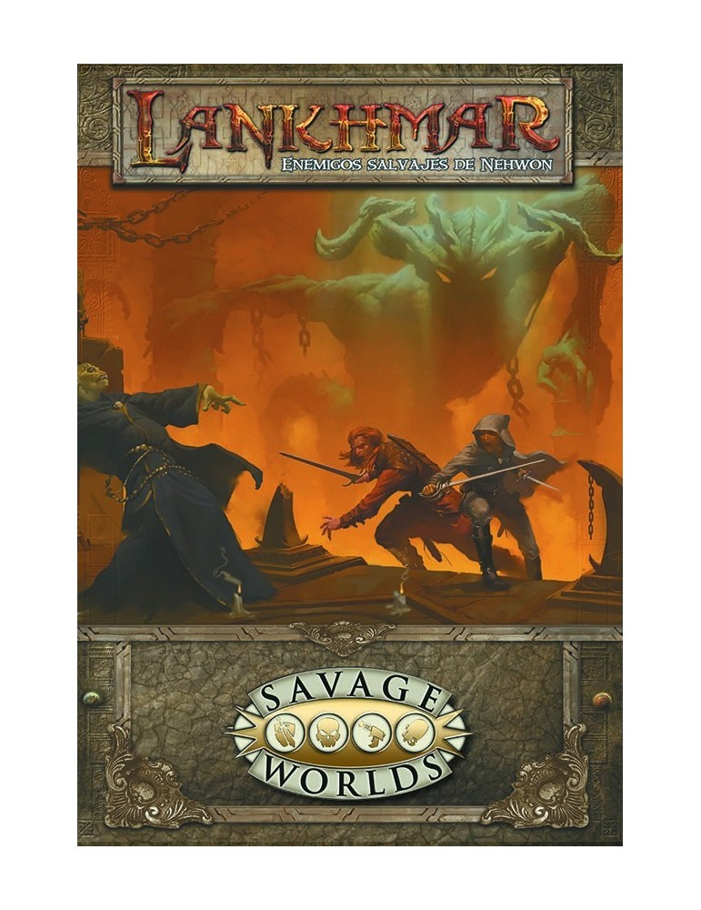 Savage Worlds: Enemigos Salvajes de Nehwon (Lankhmar)