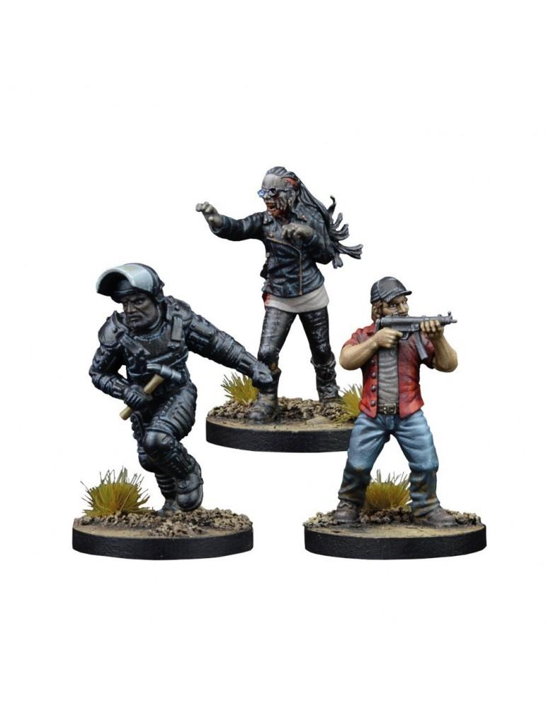 The Walking Dead: All Out War - Booster Tyreese Asesor de la Prisión