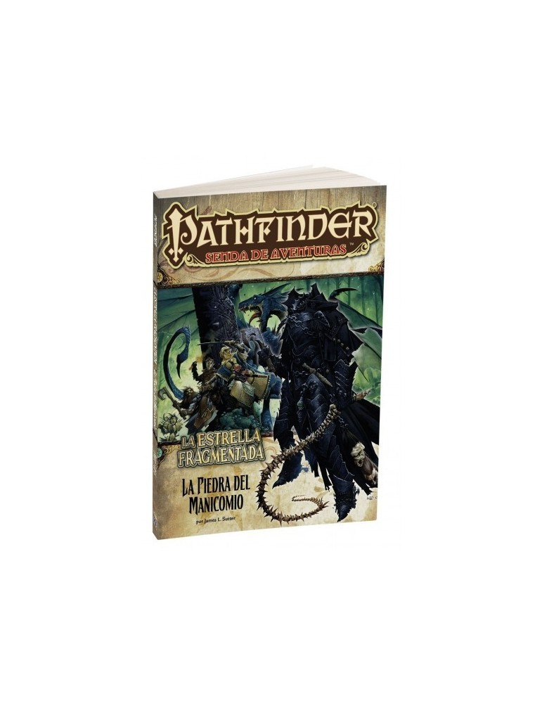 Pathfinder: La Estrella Fragmentada 3 - La Piedra del Manicomio