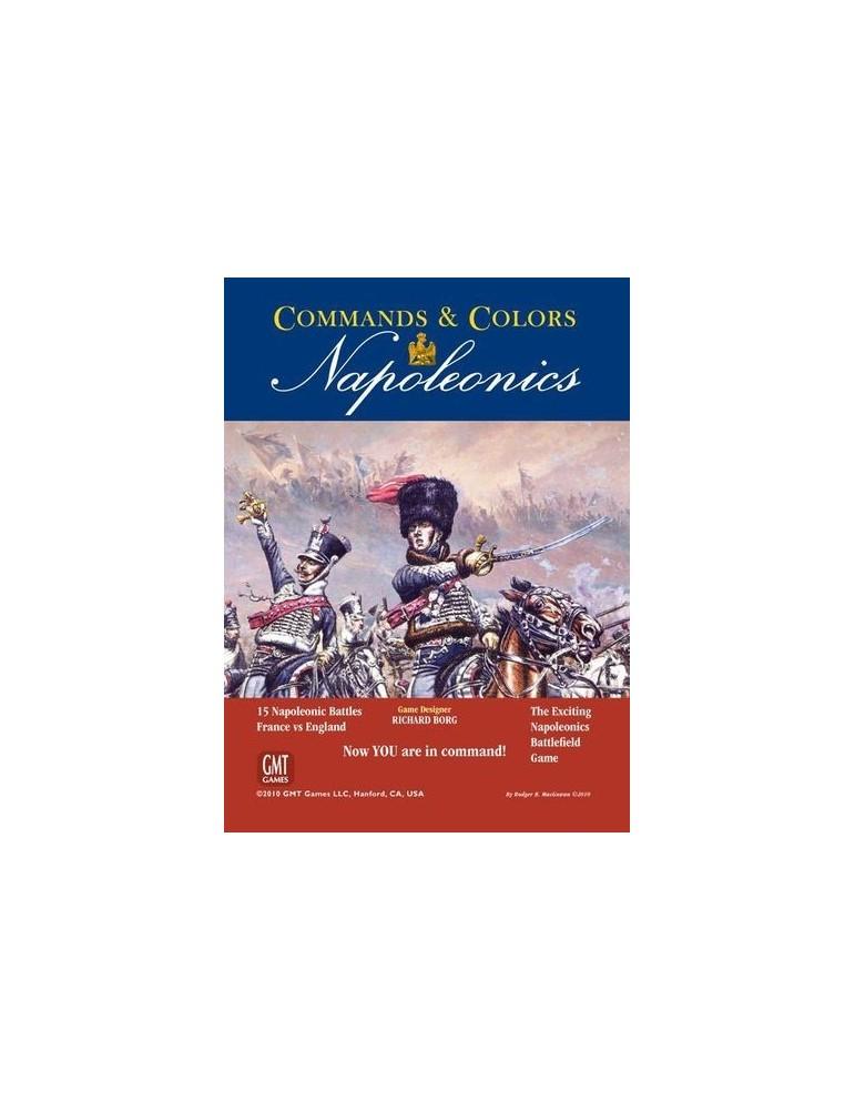 Commands & Colors: Napoleonics (3rd Printing)