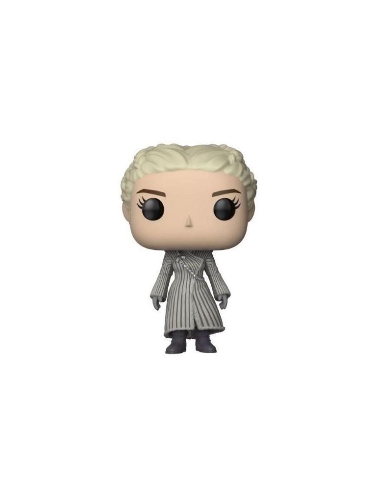 Figura POP Juego de Tronos: Daenerys (White Coat) 9 cm