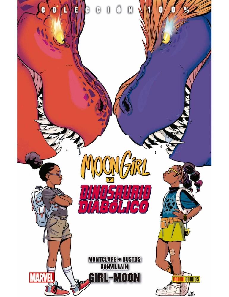 Moon Girl y Dinosaurio Diabolico 04. Girl-Moon