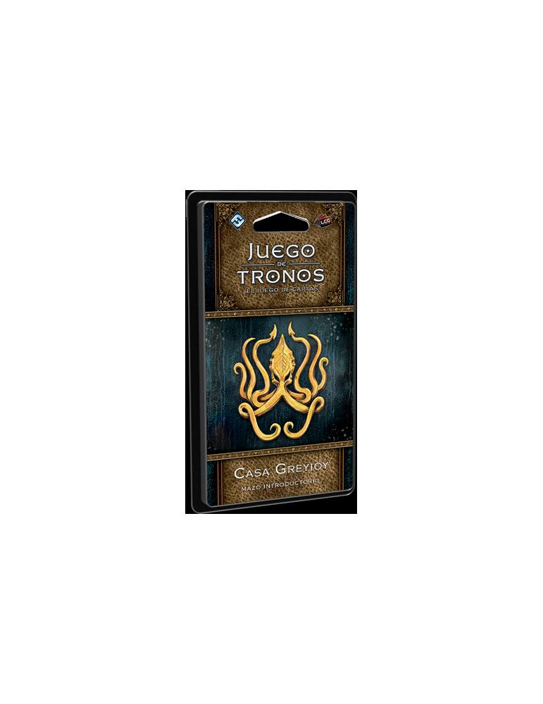 Juego de Tronos: El juego de cartas 2ª Edición - Mazo introductorio de la Casa Greyjoy