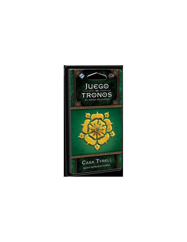 Juego de Tronos: El juego de cartas 2ª Edición - Mazo introductorio de la Casa Tyrell