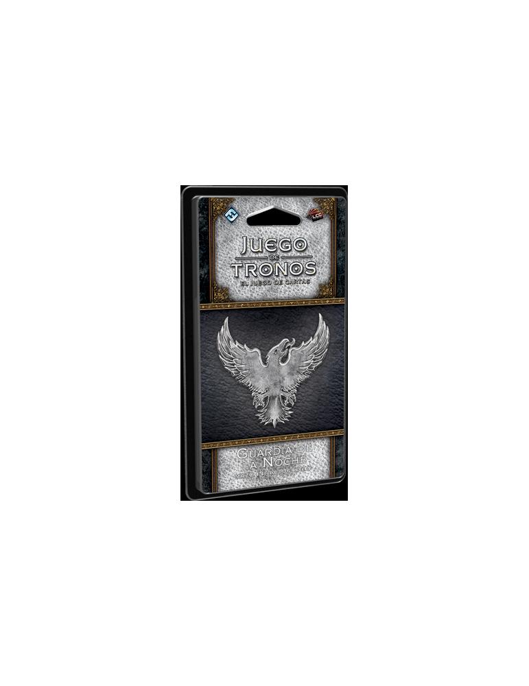 Juego de Tronos: El juego de cartas 2ª Edición - Mazo introductorio de la Guardia de la Noche