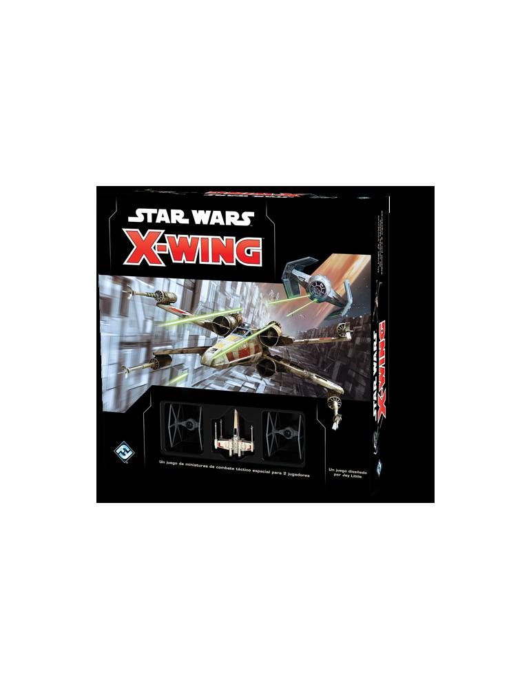 Star Wars: X-Wing Segunda Edición - Caja Básica
