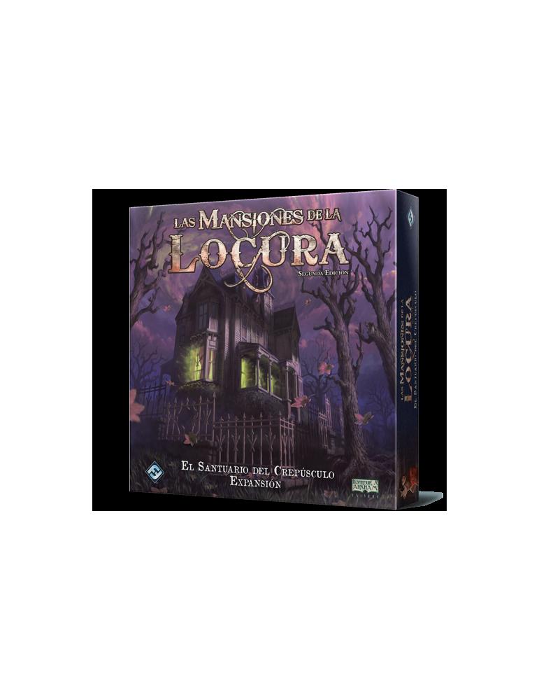Las Mansiones de la Locura (Segunda Edición): El Santuario del Crepúsculo