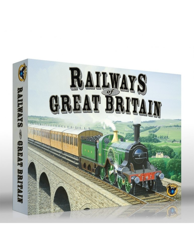 Railways of Great Britain (2017 Ed.)