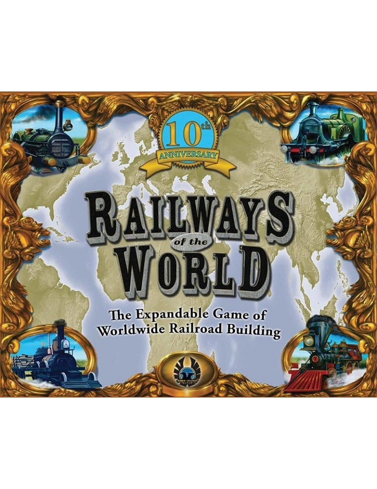 Railways of the World (10th Anniv. Ed.)
