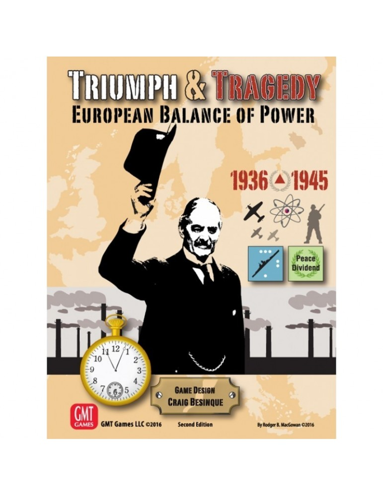Triumph and Tragedy, 2nd Edition (Inglés)