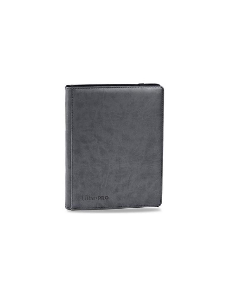 Portafolio PREMIUM 9 bolsillos Ultra Pro Gris