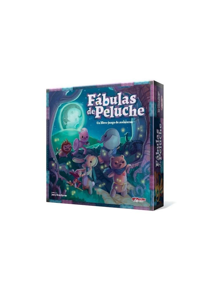 Fábulas de Peluche (Castellano)