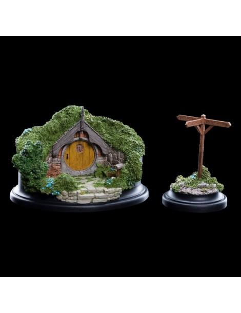 Estatua El Hobbit Un Viaje inesperado: 5 Hill Lane 9 cm