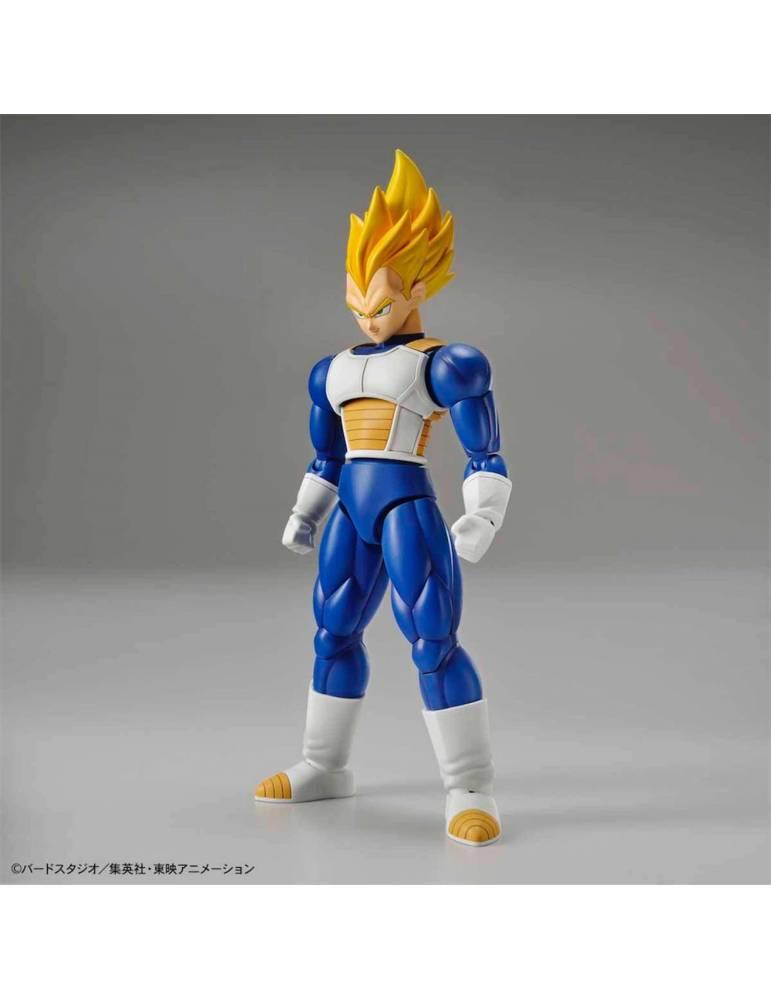 Figura Dragon Ball Z Figure-Rise Standard: Vegeta Super Saiyan Model Kit  14 cm