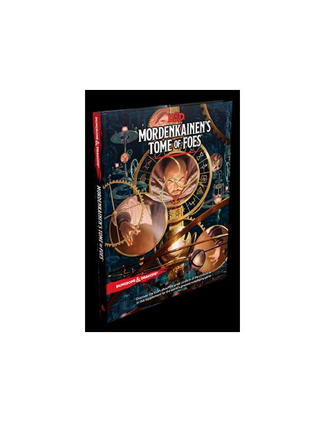 Dungeons & Dragons:  Mordenkainen's Tome of Foes (Inglés)