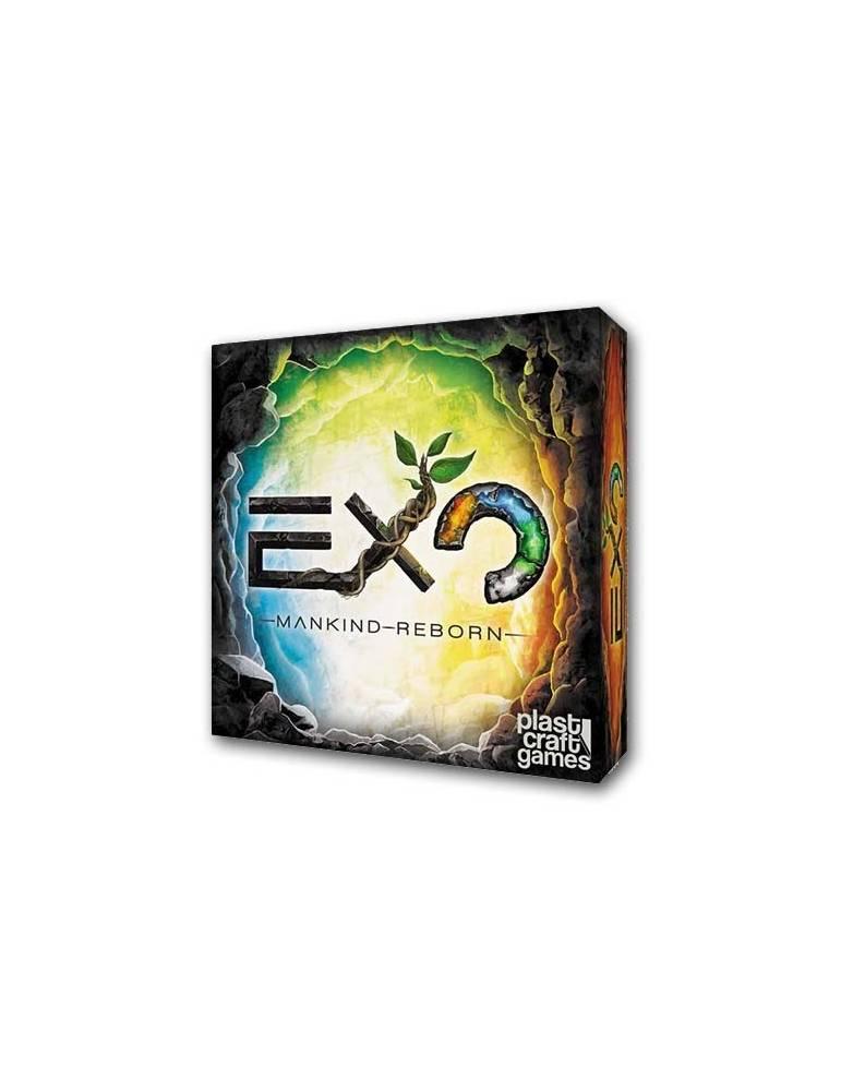 EXO - Mankind Reborn (Edición Kickstarter)
