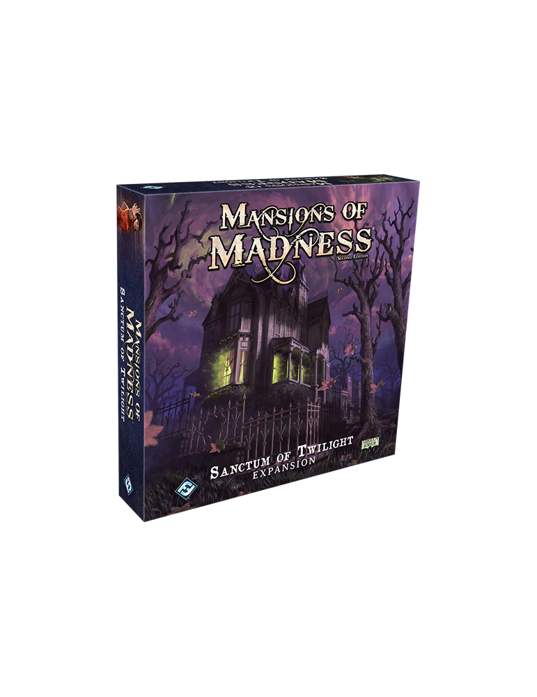 Mansions of Madness: Second Edition - Sanctum of Twilight (Inglés)