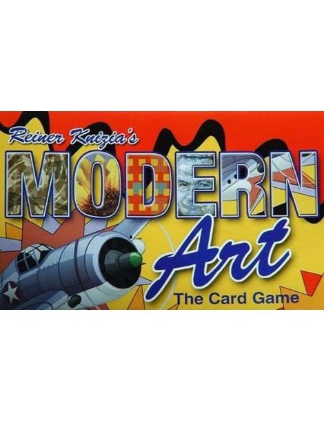 Modern Art: El juego de mesa
