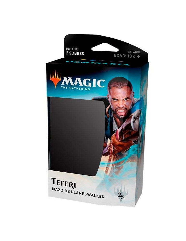 Magic: Dominaria - Mazo de Planeswalker Teferi (Inglés)