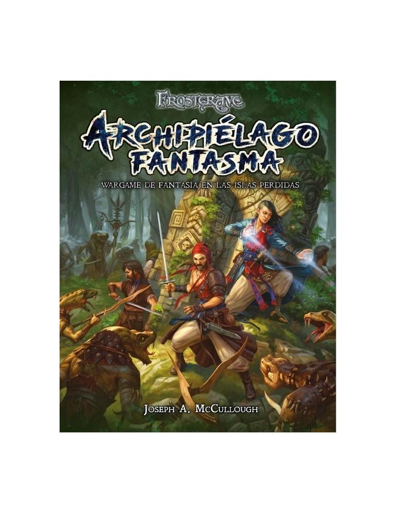 Frostgrave: El Archipiélago Fantasma