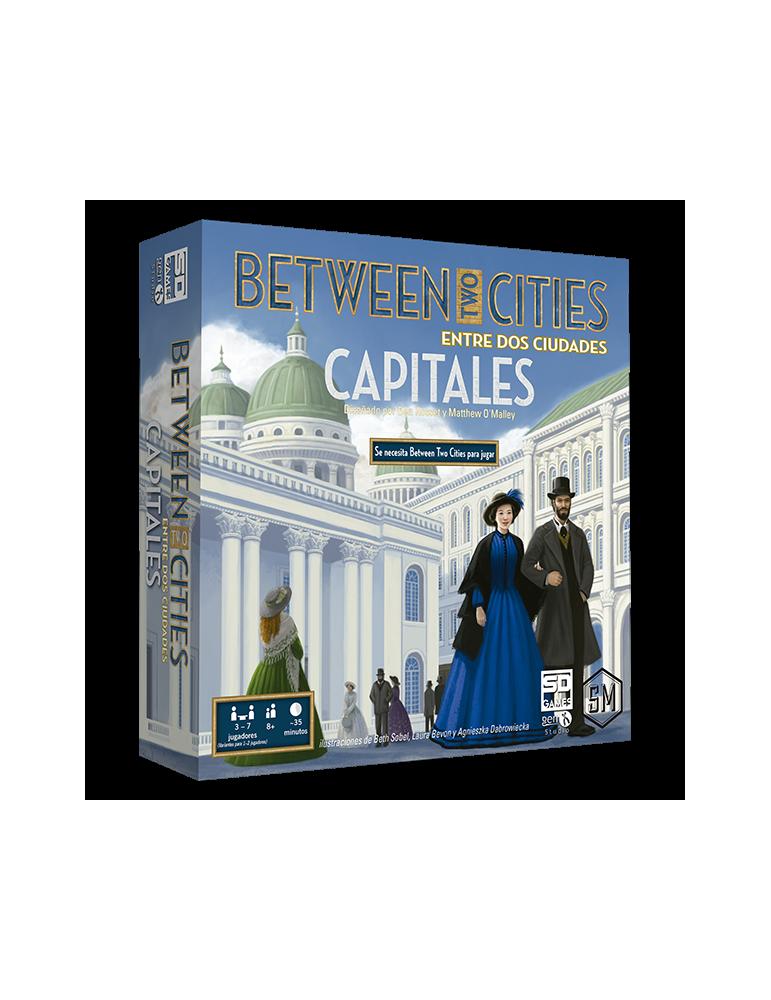 Between Two Cities (Entre dos ciudades): Expansión Capitales