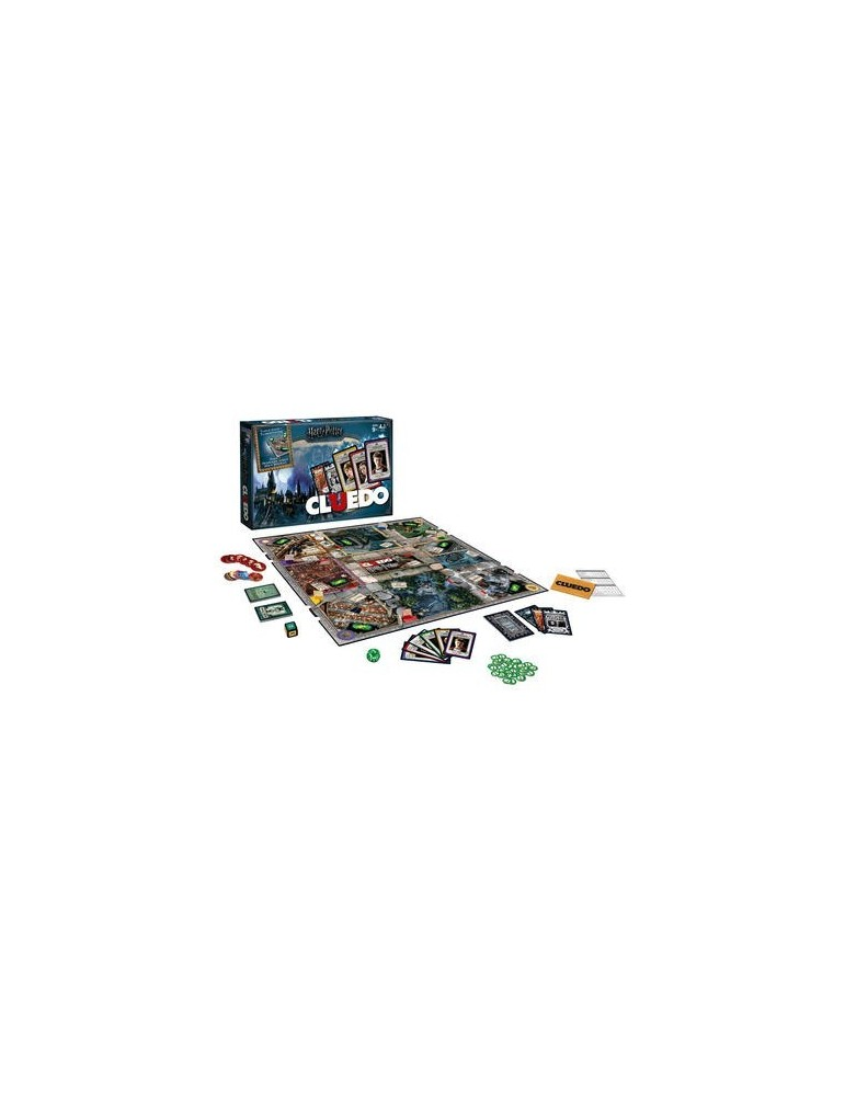 Comprar Cluedo Harry Potter Castellano