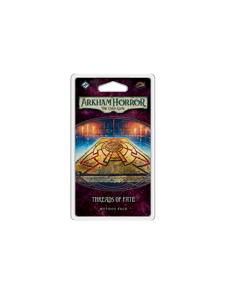 Arkham Horror: The Card Game - Threads of Fate: Mythos Pack (Inglés)