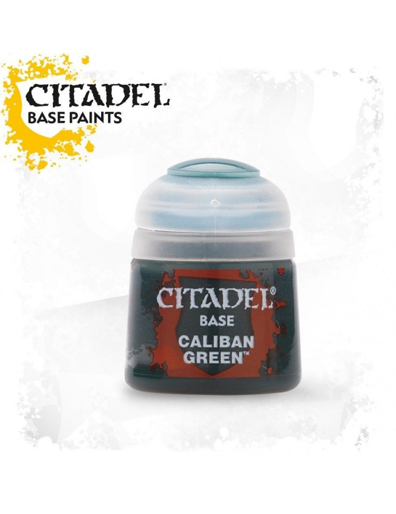 Pintura Citadel Caliban Green