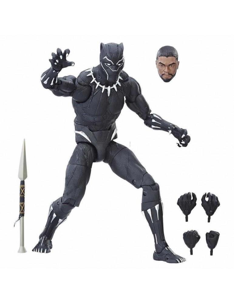 Figura Marvel Legends: Black Panther 30 cm