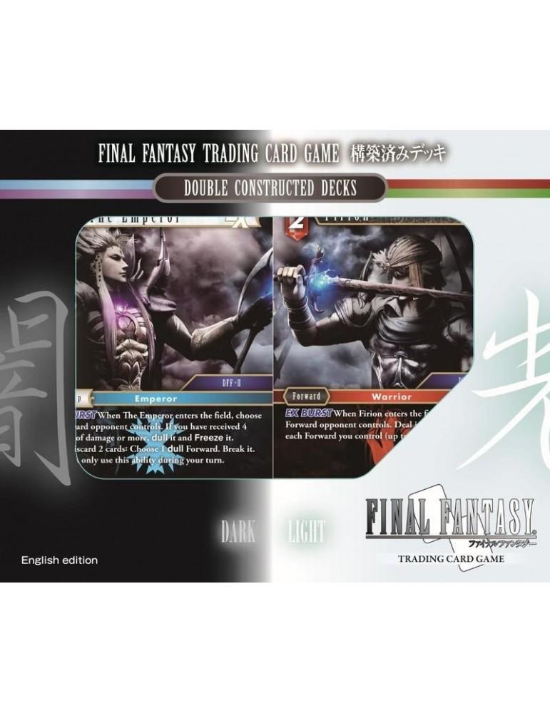 Final Fantasy TCG: Mazo Versus - Héroes contra Villanos