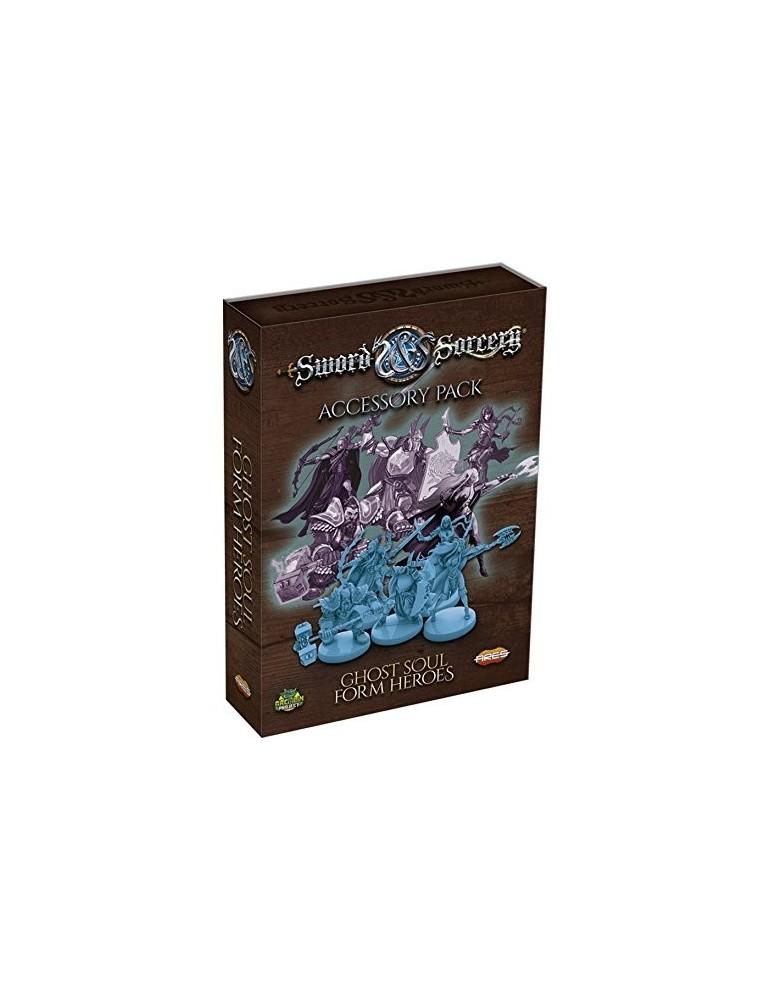 Sword & Sorcery: Ghost Soul Form Heroes (Inglés)