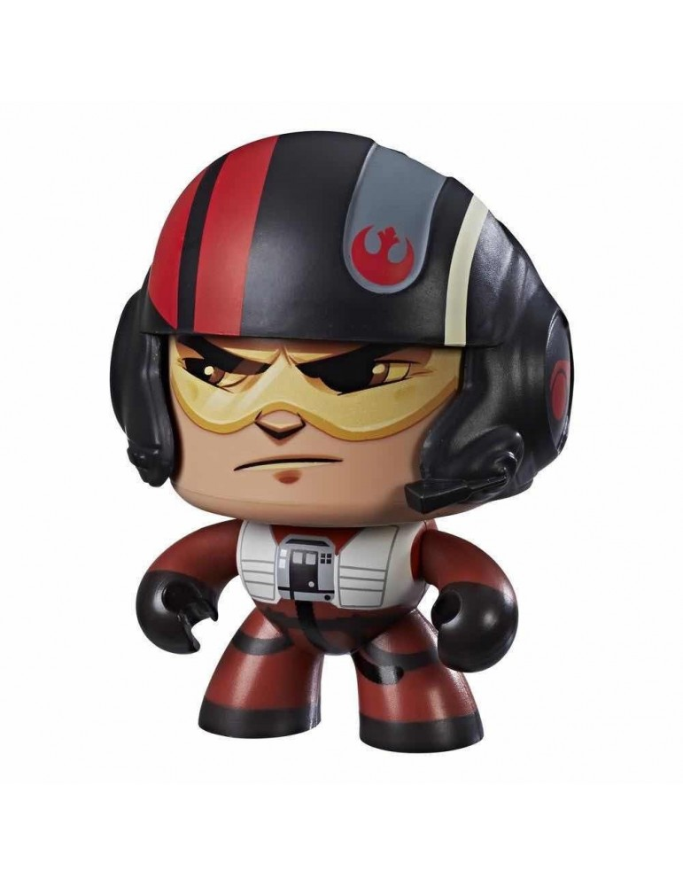 Figura Star Wars Mighty Muggs: Poe Dameron E8 9,5 cm