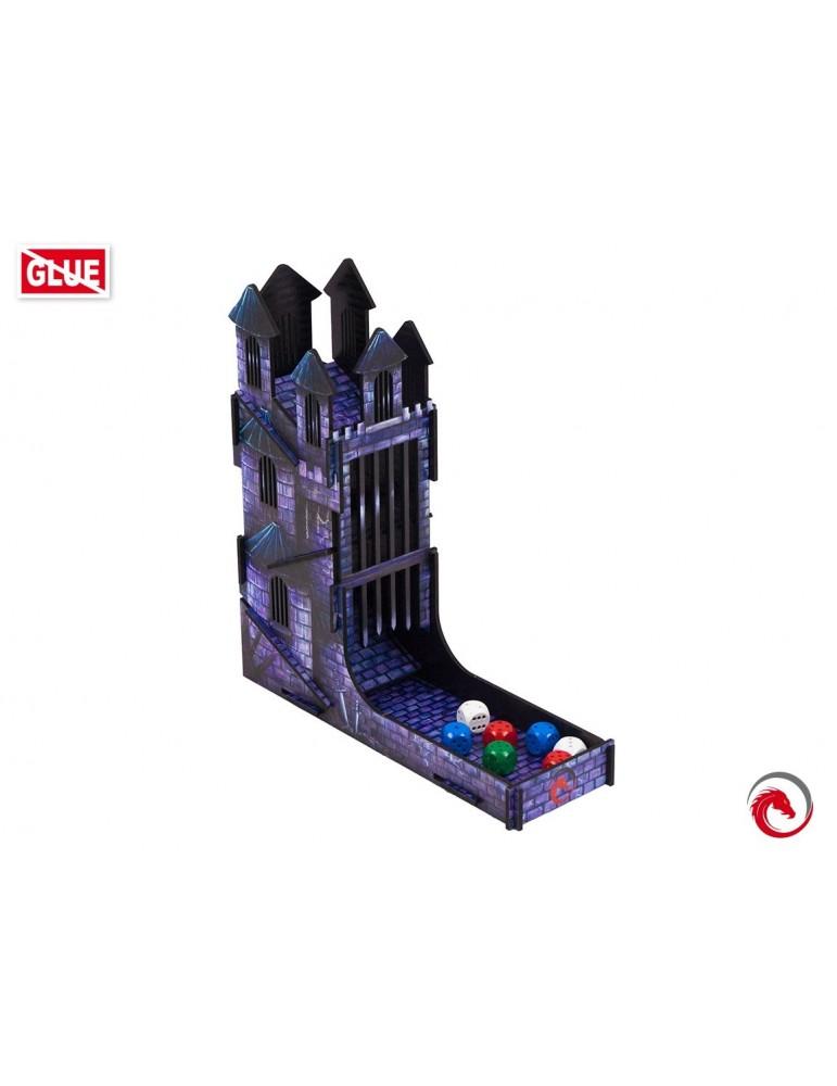 Torre de Dados E-Raptor Castle FullPrint Blue