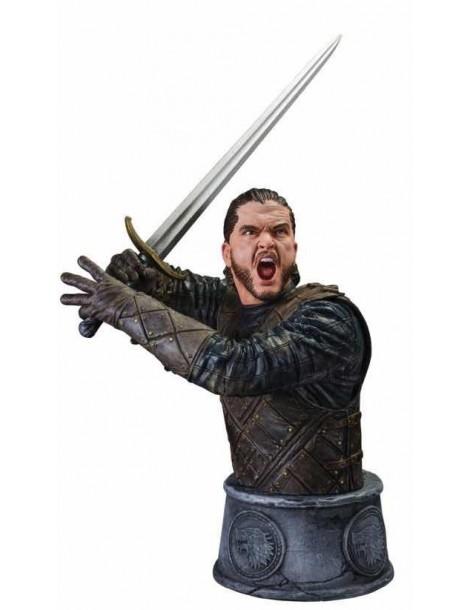 Figura Game Of Thrones - Batalla de los Bastardos: Jon Nieve 15 cm
