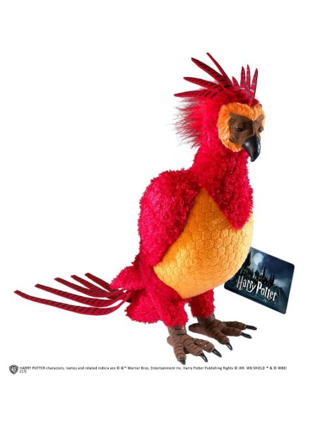 Peluche Harry Potter: Fawkes el Fénix 30 cm