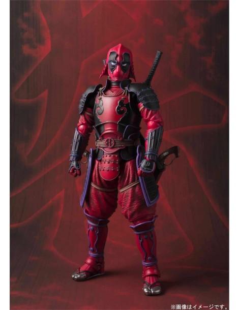 Figura Marvel Meisho Manga Realization: Deadpool Samurai 16 cm