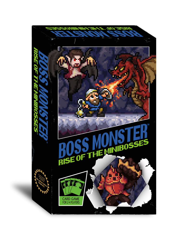 Boss Monster: Rise of the Minibosses (Inglés)