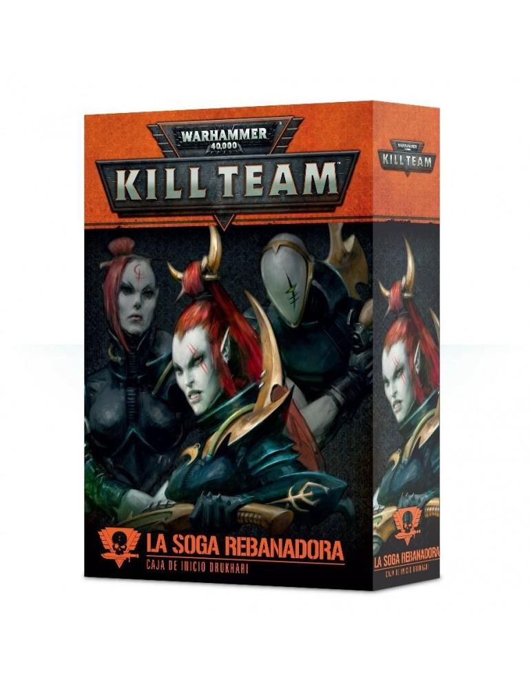 Kill Team: La Soga Rebanadora - Caja de inicio Drukhari