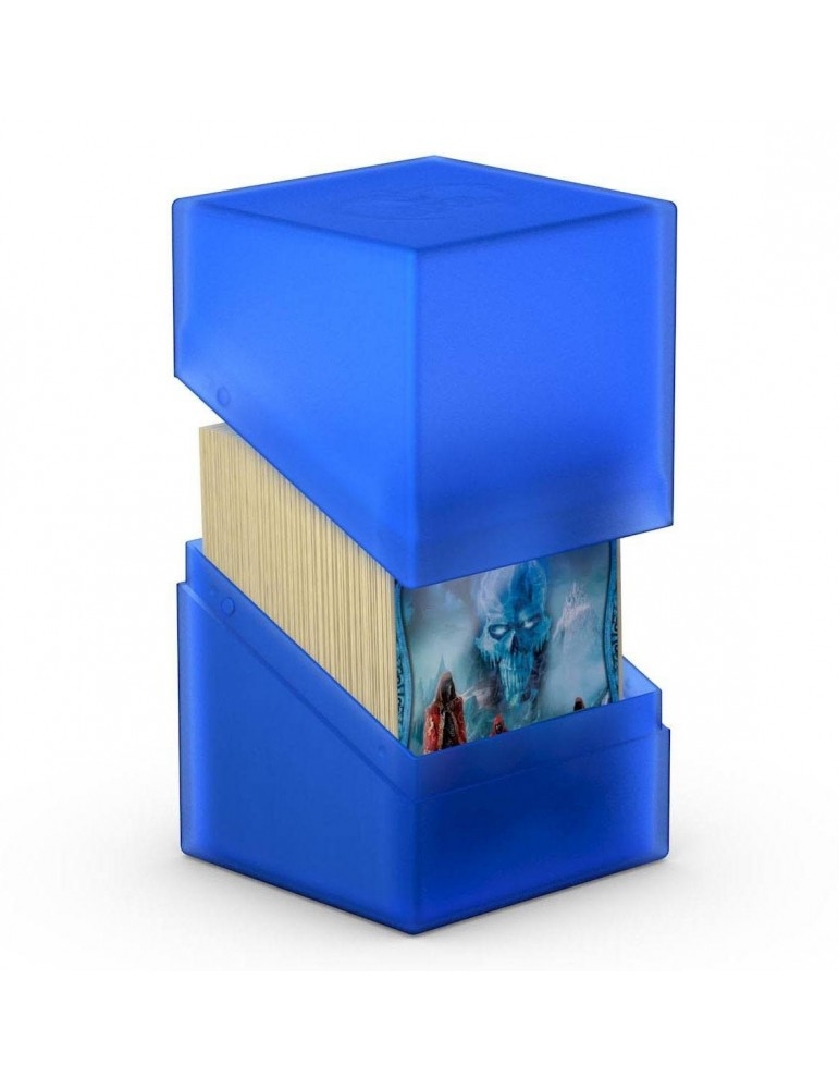 Caja de Cartas Ultimate Guard Boulder Deck Case 100+ Tamaño Estándar Sapphire