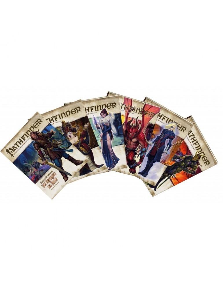 Pack Pathfinder: Concejo de Ladrones (6 libros)